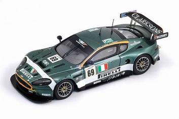 Aston Martin DBR9 #69 Le Mans 2006 Scuderia Italia  1/43