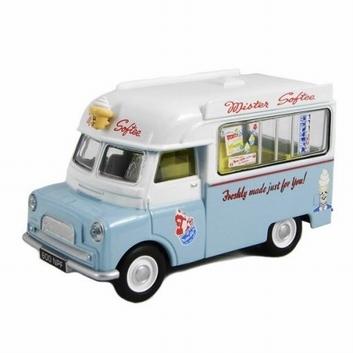 Bedford Mister Softee Ice cream ijskar   1/43