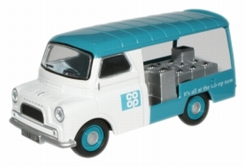Bedford Milk float Melf wagen vervoer  1/43