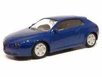 Alfa Romeo Brera Blue Blauw   1/43
