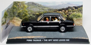 Ford Taunus The spy who loved me James Bond 007  1/43