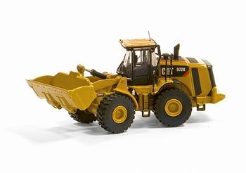 Cat 972k wheel loader  1/50