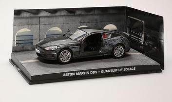 Aston Martin DBS Quantum of solance James Bond 007  1/43
