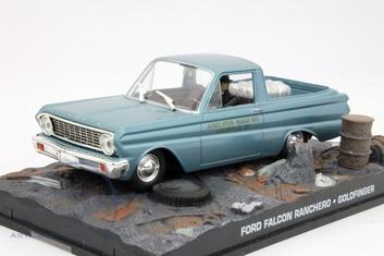 Ford Falcon Ranchero Goldfinger James Bond 007  1/43