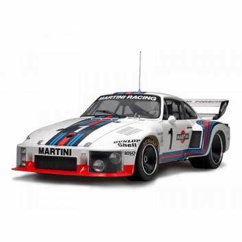 Porsche 935 Martini Racing Winner Dijon 6H 1976 # 1 Ixck/Mas  1/43