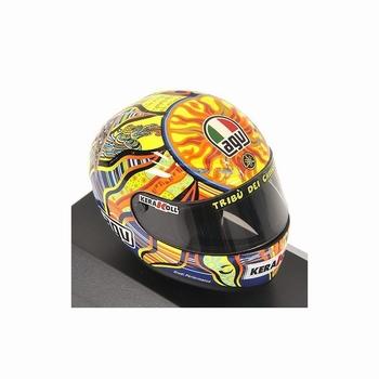 AGV Helmet Valentino Rossi Helm Moto GP 2008  1/8