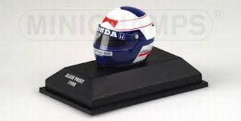 Bell Helmet  Helm 1988 Alain Prost 1988 F1 Formule 1  1/8