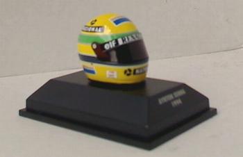 Bell Helmet Johnny Herbert 1995 Helm F1 Formule 1  1/8