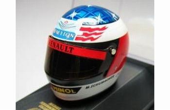 Bell Helmet M Schumacher 1995  Helm F1 Formule 1  1/8