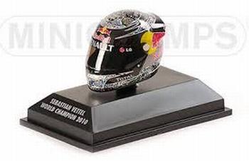 Arai Helmet S Vettel Helm Word champion 2010 F1 Formule 1  1/8
