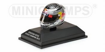 Arai Helmet S Vettel Helm World Champion 2012 F1  Formule 1  1/8