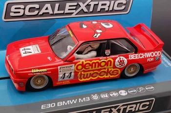 BMW E3 M3 # 44 red rood BTCC 1988  1/32