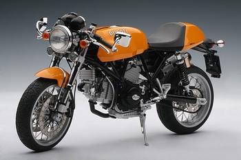 Ducati 1000 sport  Geel Yellow   1/12