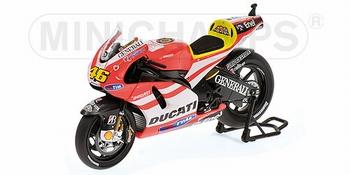 Ducati Desmosedici Valentino Rossi Moto GP 2011  1/12