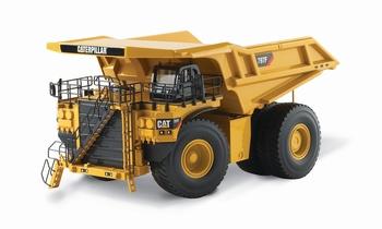 Cat 797F off-highway truck  1/50