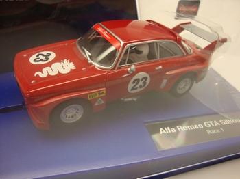 Alfa Romeo Silhouette Race 1 #23  1/32
