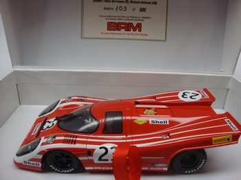 Porsche 917 K # 23 Winner 24h Le Mans  1970  1/24