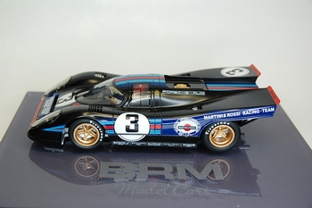 Porsche 917 K Martini  # 3  Black edition  1/24