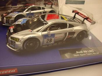 Audi R8 Lms sports team # 28  1/32