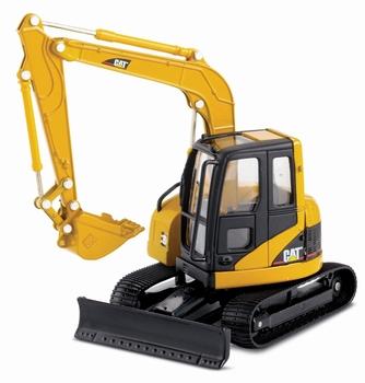 Cat 308C CR hydraulic excavator  1/50