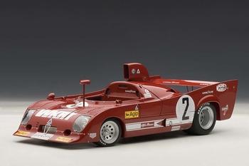 Alfa Romeo 33 TT 12 1000 km Monza winner  # 2  1/18