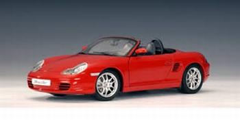 Porsche Boxter S 986 Cabriolet facelift 986   1/18