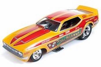 Ford Mustang NHRA 1972 Cha Cha Muldowney  1/18