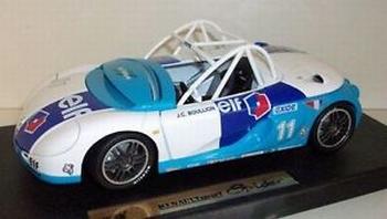 Renault Spider Sport  # 11 Elf   1/18