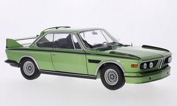 BMW 3?0 csl 1975 Groen Green  1/18