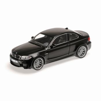 BMW 1 serie M Coupe 2011 Zwart  Black  1/18