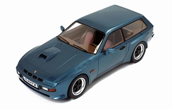 Porsche 924 Turbo Kombi By Artz 1981   1/18