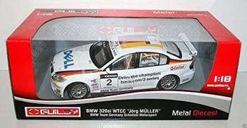 BMW 320 si WTCC Jorg Luller Team Germany SchnitzerMotorsport  1/18