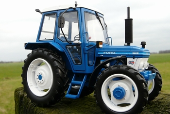 Ford 6610 tractor Gen 1  4 WD  art 1208  1/32