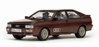 Audi Quattro saturn metallic 1981  1/18