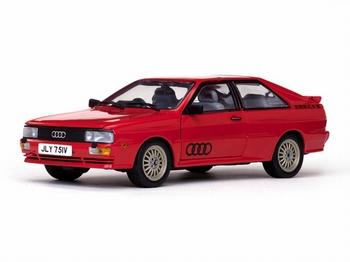 Audi Quattro 1981 Rood  Red  1/18