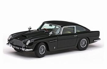 Aston Martin DB 5 1963 Groen British racing Green  1/18