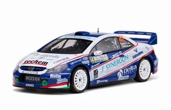 Peugeot 307 WRC # 41 Turan / Zsiros  Bulgaria Rally 2010  1/18
