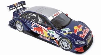 Audi A4 DTM  # 5  Red Bull  2009 M,Ekstrom  1/18