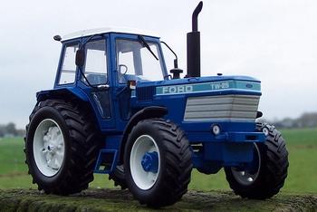 Ford TW 35 Gen 1   4 WD  art 1401  1/32