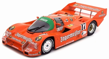 Porsche 962 C  € 17 Winner 1000 km Spa 1986   1/18