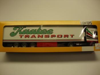 DAF  XF Kaatee Transport  1/50