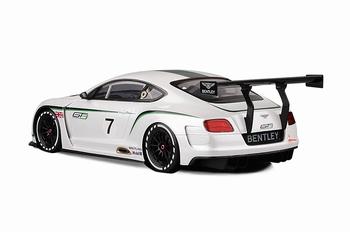 Bentley Continental GT3 Consept car 2012  1/18