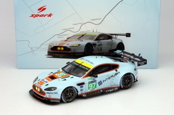Aston Martin Vantage V8 #97 Le Mans 2014 Gulf  1/18