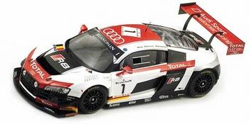 Audi R 8 LMS Ultra 24 H Spa 2014  L Vanthoor # 1  1/18