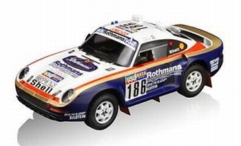 Porsche 959/50 Dakar Rally Raid Winner 1986  # 186  1/18