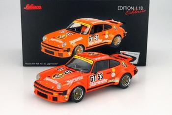 Porsche 934  RSR # GT 53 Jagermeister  1976  1/18