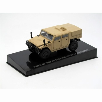 Renault Defense sherpa light scout  1/43