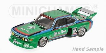BMW 3,5 CSL Winner 1976 Quester/Nilsson # 12 Castrol  1/18