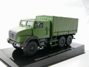 Renault defense sherpa medium  1/43