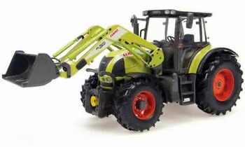 Claas Ares 566 RZ + FL 120  1/32